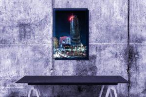 Foto-Leinwand CityLights