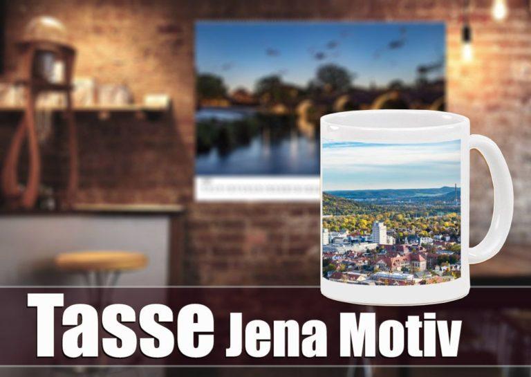 Foto-Tasse Jena Motiv