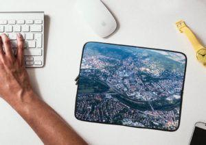 Notebooktasche mit JenaFoto 'DeinJena' S 10,1Zoll