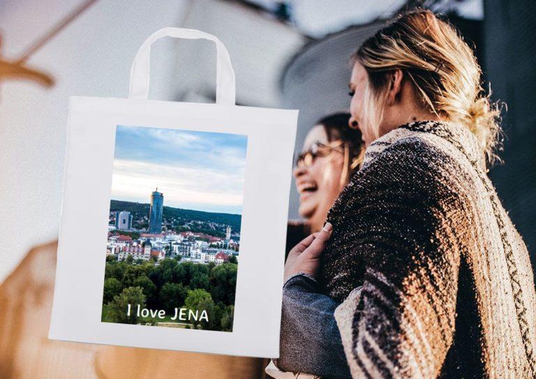 Jena - Tragetasche individuell und schick