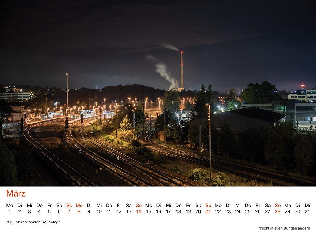 Jena Fotokalender 2021 DIN A3