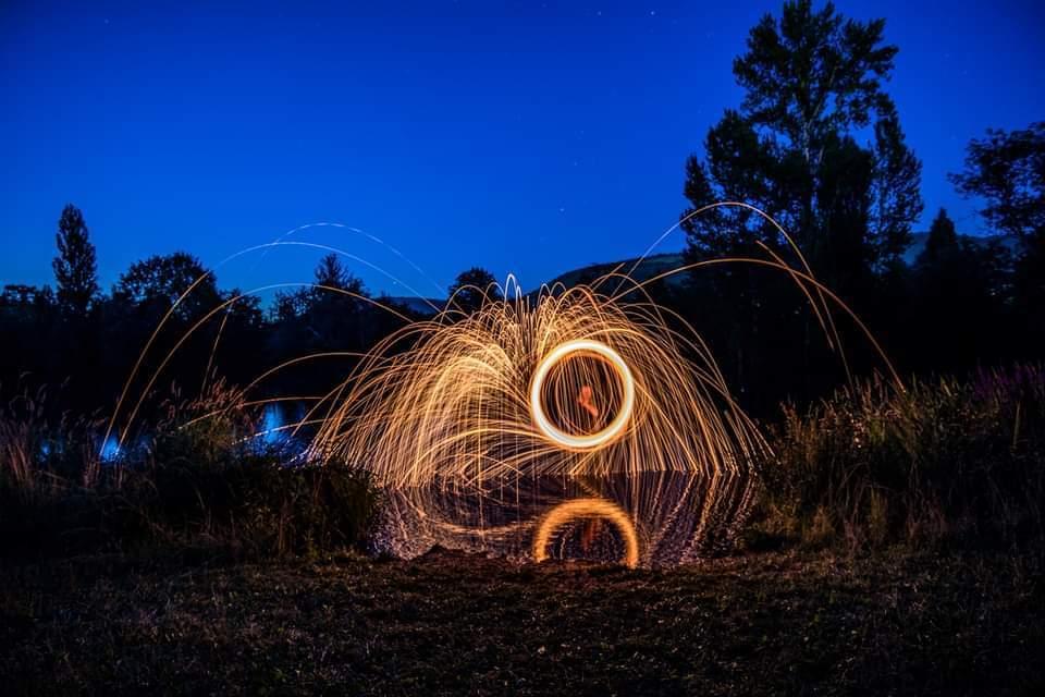 Nachtfotografie & Lichtmalerei in Burgau – kreativ im Mai