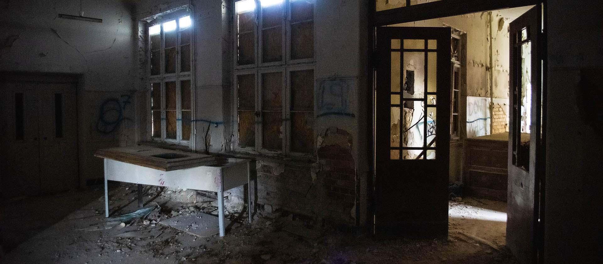 Lost Places in Mitteldeutschland. Verlassene Orte entdecken und erkunden