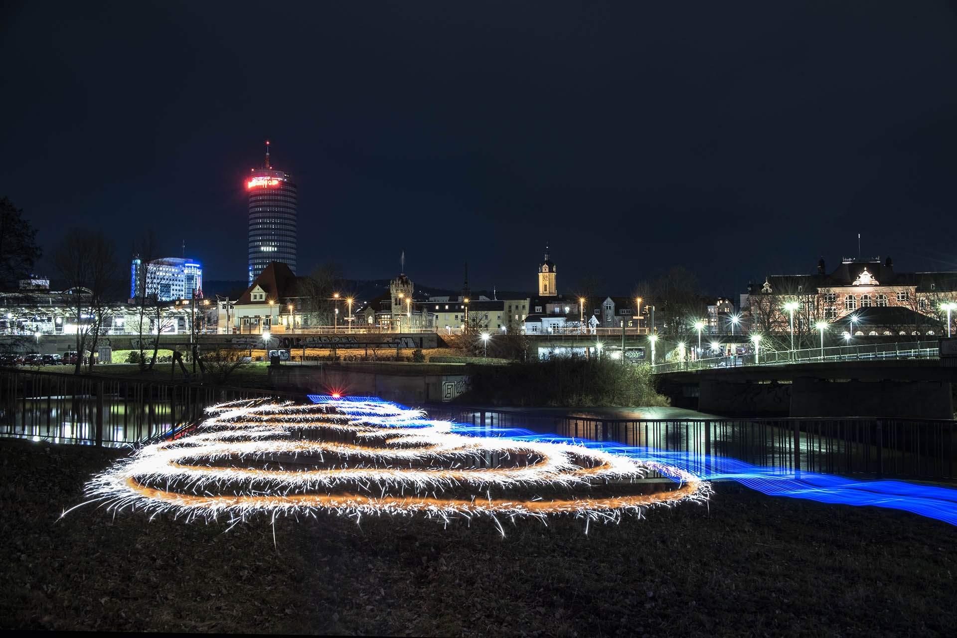 Lightpainting – Kreative Dinge mit Licht und Malerei