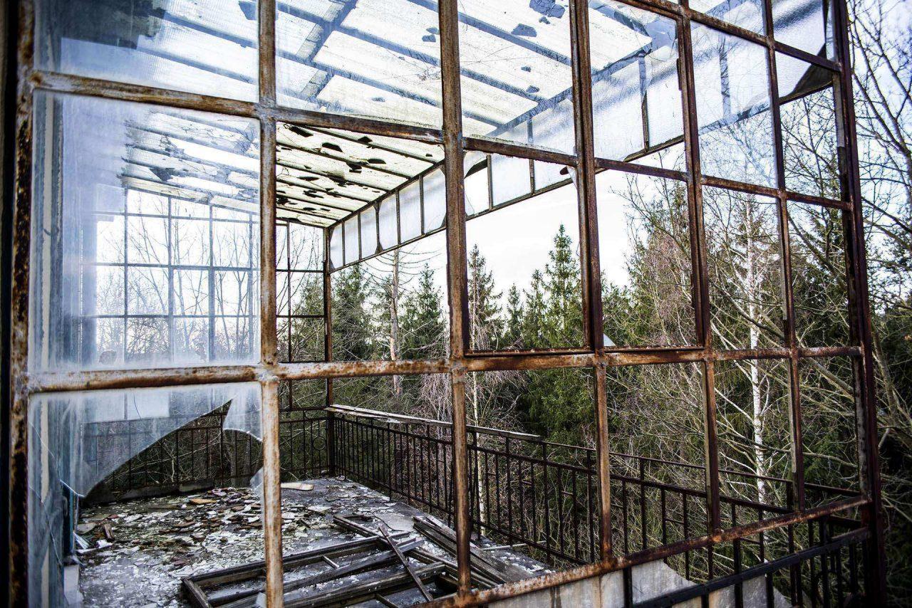 Lost Places in Mitteldeutschland verlassene Orte entdecken und erkunden