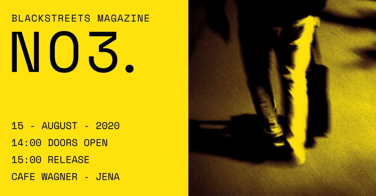 Release: Blackstreets – Magazine No. 3