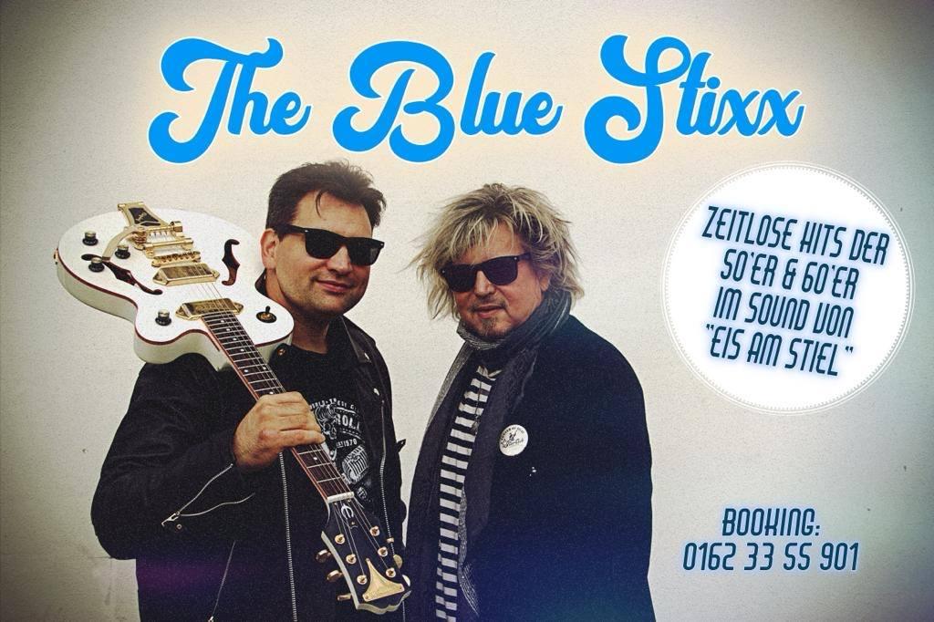 The Blue Stixx – Hits der 50er & 60er