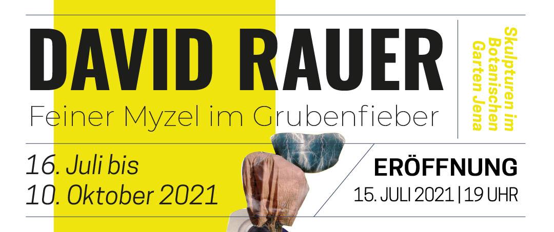 David Rauer – FEINER MYZEL IM GRUBENFIEBER