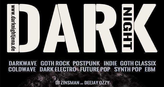 LEIDER ABGESAGT!! DARK NIGHT im M-Pire Music Club am 25.04.2020
