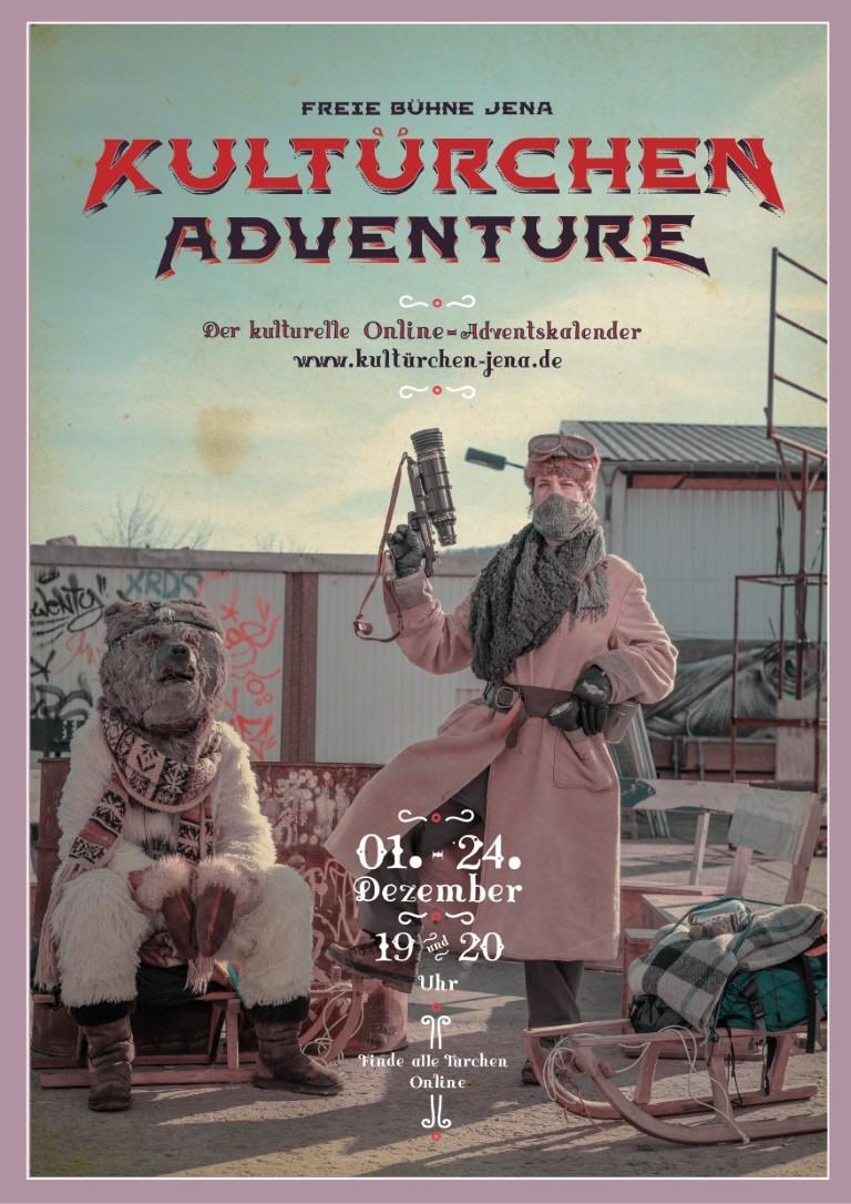 Kultürchen – Adventure 2020 – Digital Event