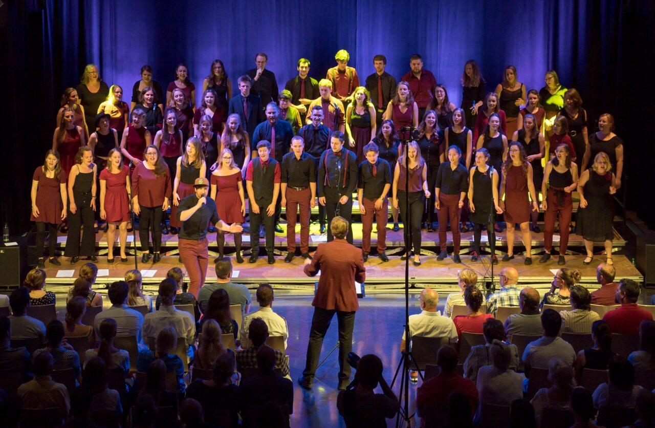 Psycho-Chor der FSU Jena – Semesterabschlusskonzert (Jena)