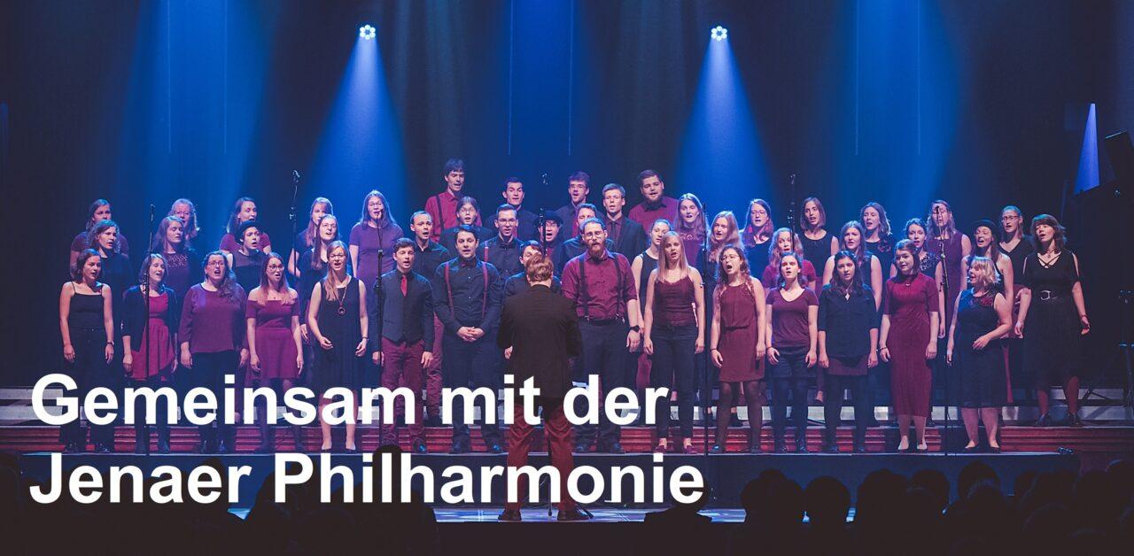 Psycho-Chor der Uni Jena trifft Jenaer Philharmonie