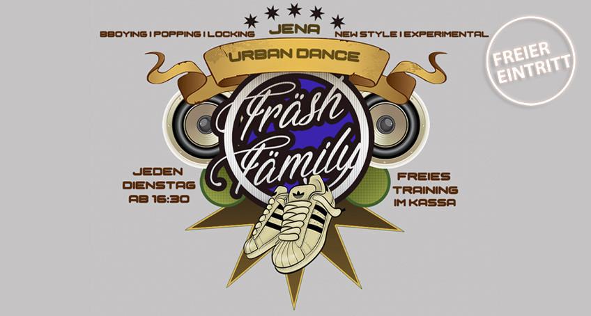 URBAN DANCE WORKSHOP BREAKDANCE im Kassa Jena