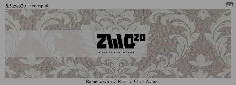 Heimspiel (Online) Stream auf www.ZWO20.live – Mikro Club