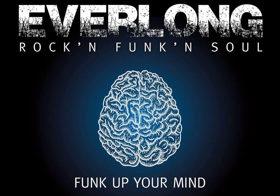 Everlong – Funk up your Mind 31.10. Café Zeitreise Jena