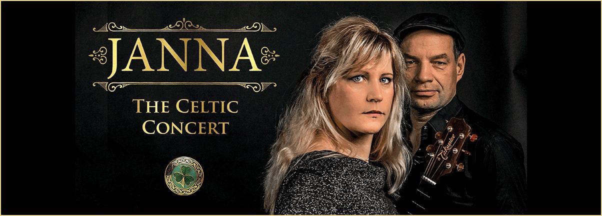 J A N N A – LIVE – The Celtic Concert 25.10. Café Zeitreise