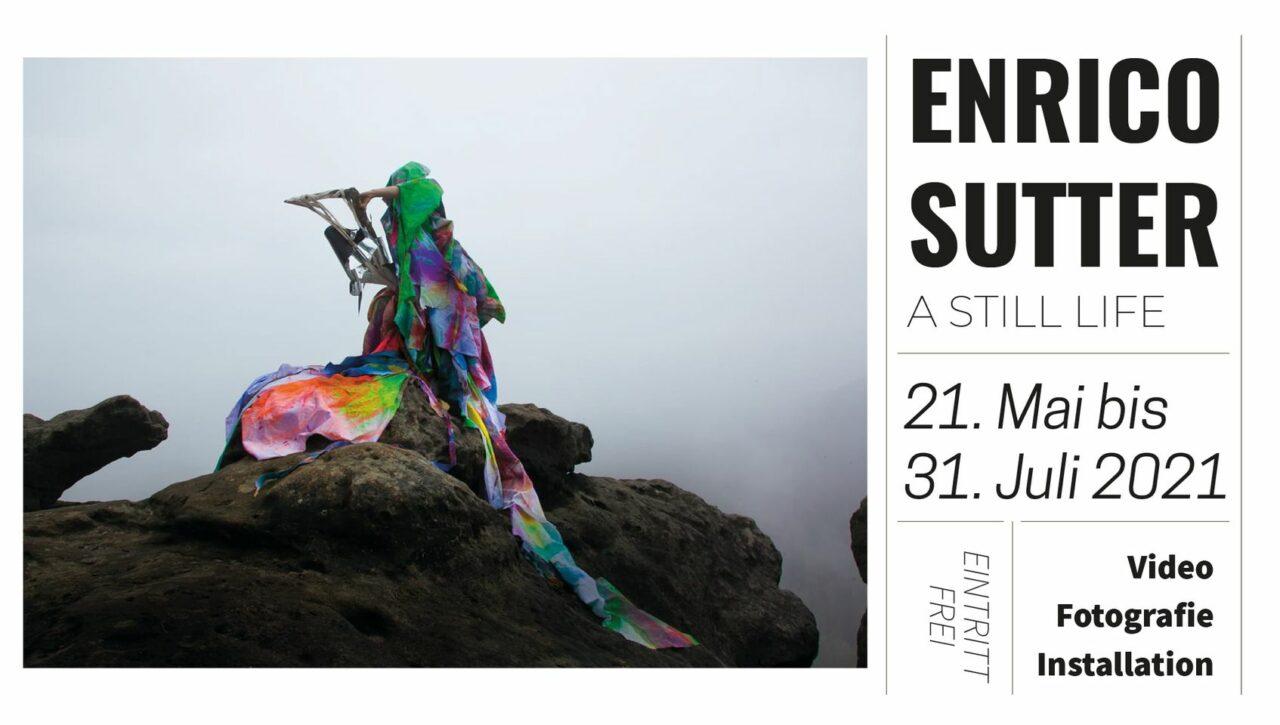 A STILL LIFE – Enrico Sutter -Fotografie, Installation, Video