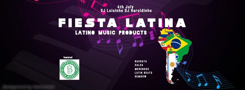 Fiesta Latina // Sportsbar am Markt