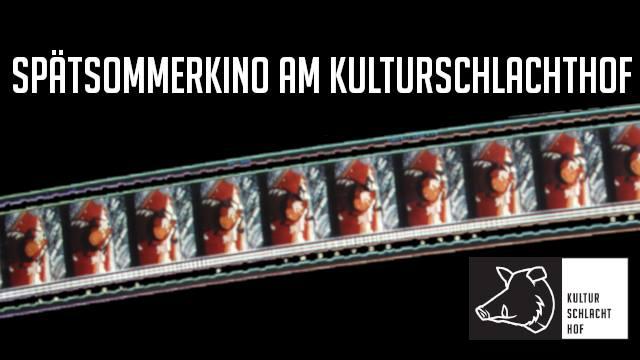 Spätsommerkino #1 PuffPaff – Kulturschlachthof Jena