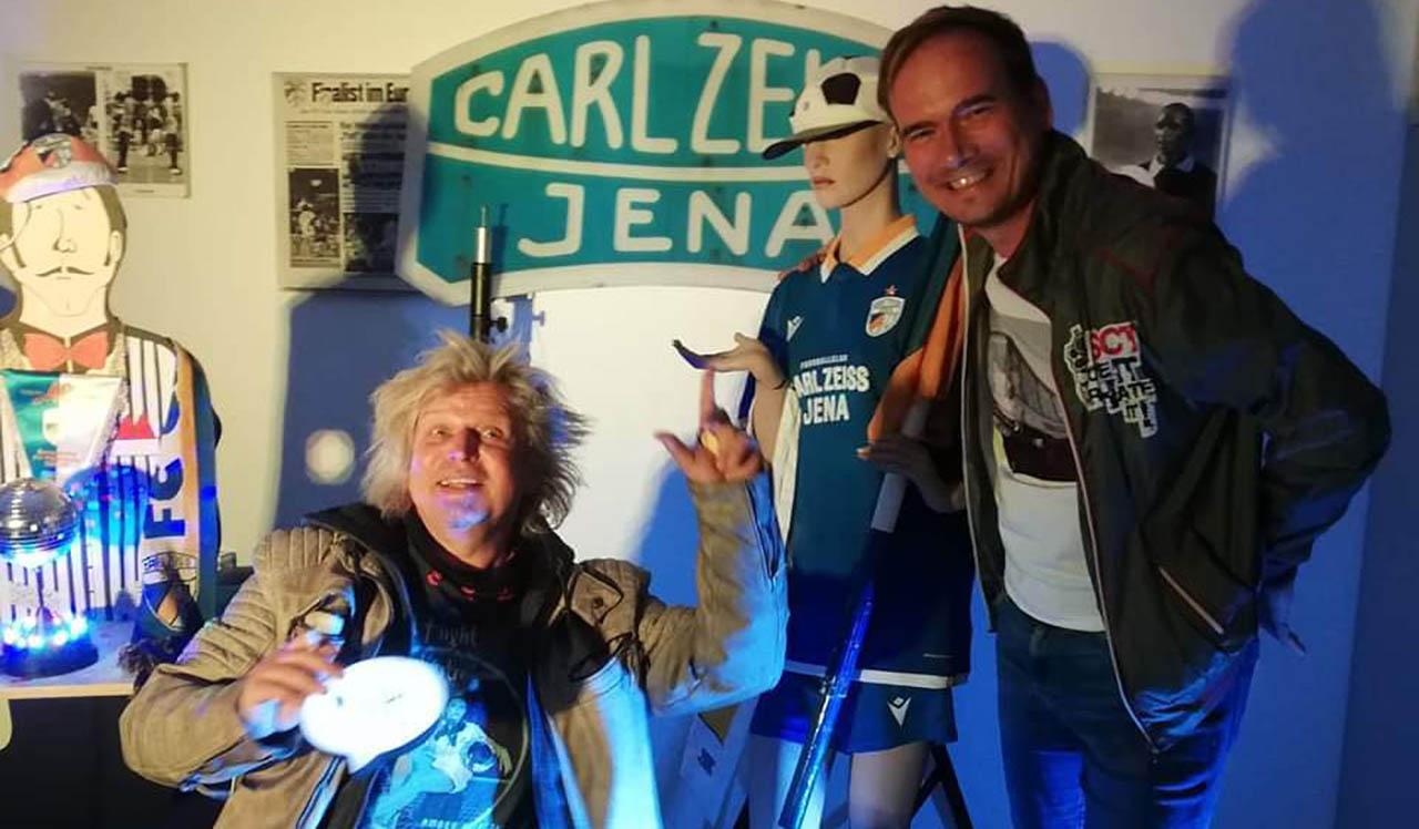 DSmHvR- Streamt beim FC Carl Zeiss Jena 40 Jahre Europapokalfinale