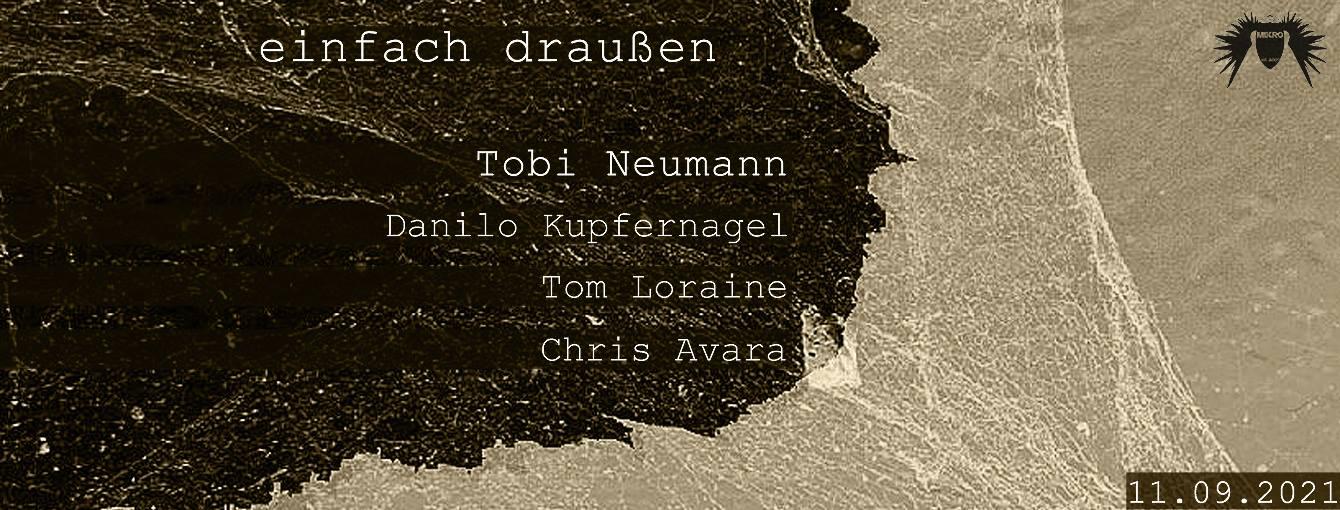 Micro Club – einfach draußen! Am 11.09. in Rothenstein.
