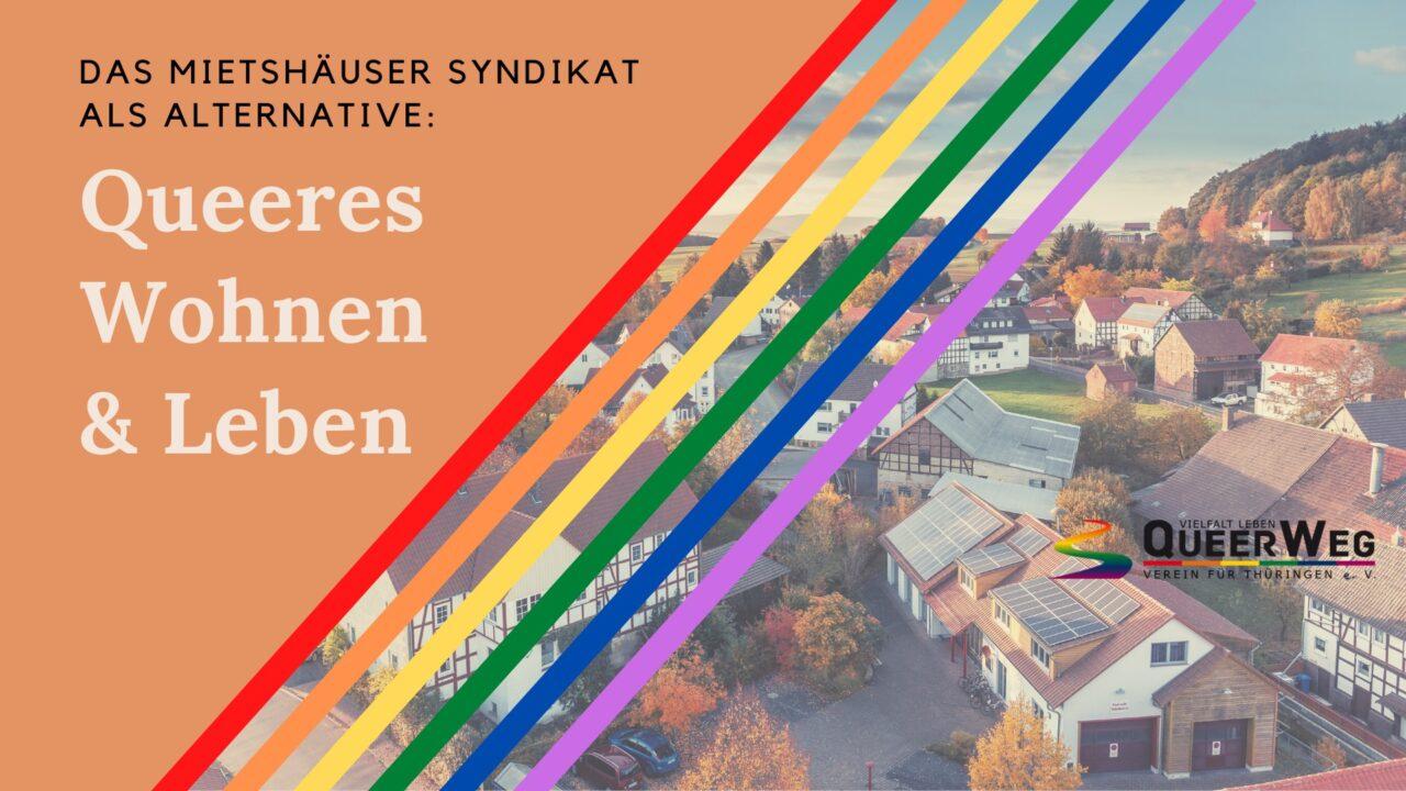 Alternative: Queeres Wohnen und Leben in Jena ermöglichen
