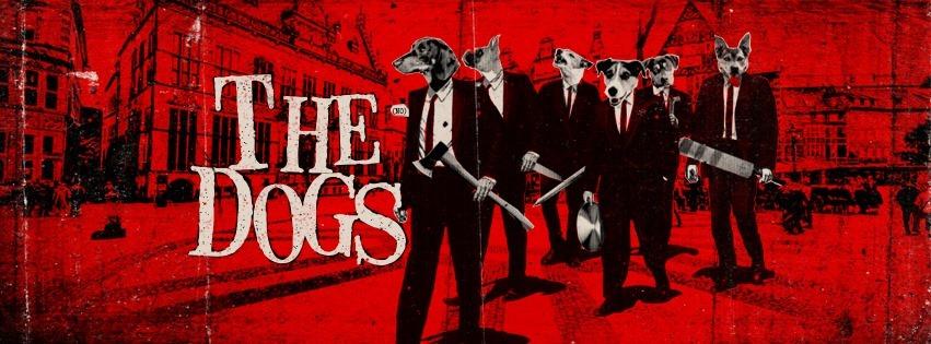 The Dogs (NOR) • Rosenkeller Jena 29. OKTOBER