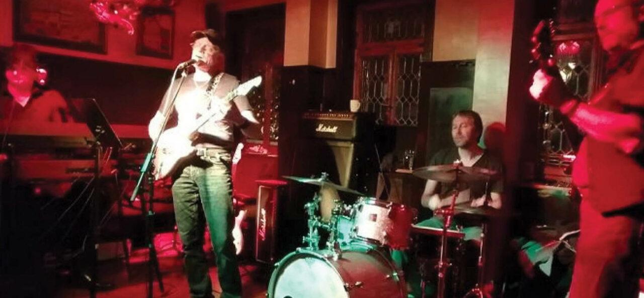 Michelson Rock und Bluesband LIVE im Paradiesgarten