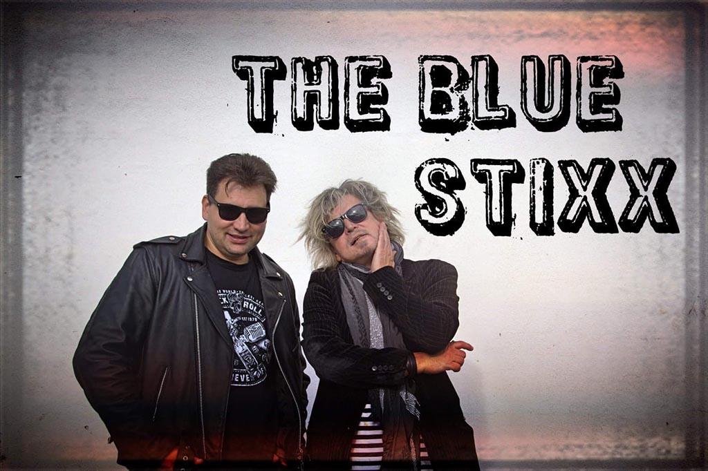 LIVE The Blue Stixx im Biergarten Café Zeitreise