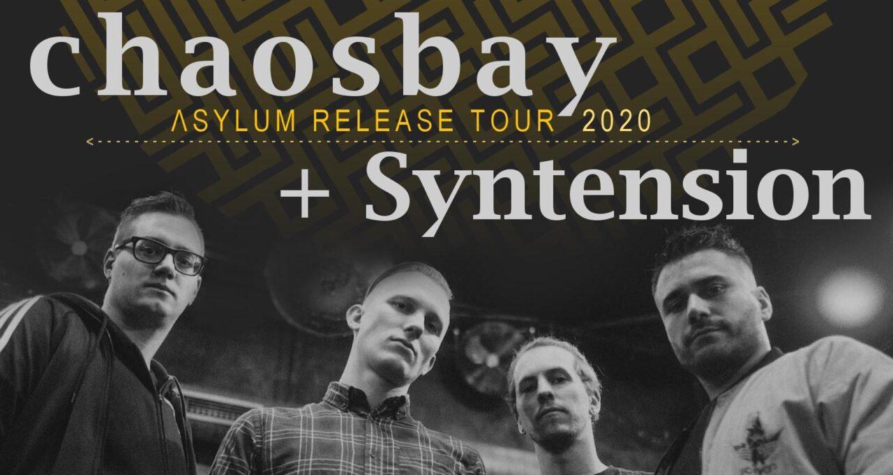 Chaosbay und Syntension am 25.09. im KuBa Jena