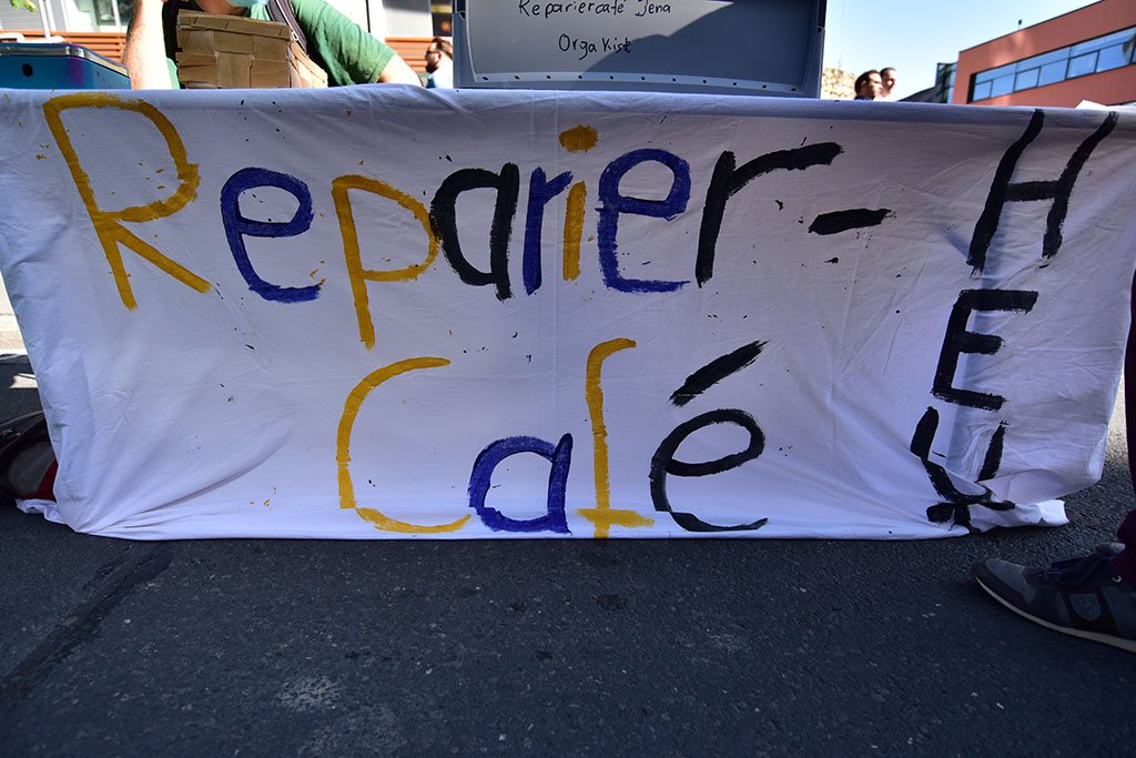 Reparier-Café beim Johannismarkt am Sonntag, 12.09.2021