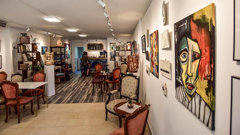 KunstherzGalerie Jena – Eröffnungsvernissage am 23.07.
